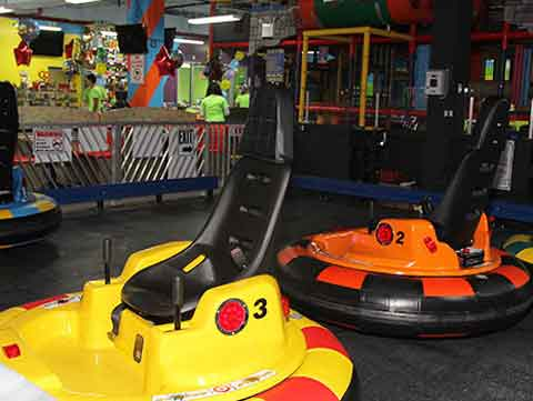 Spin Zone Bumper Cars Rides for Sale in Beston