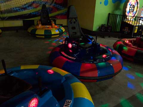 Spin Zone Dodgem Cars for Sale
