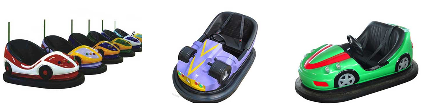 Bumper Car Rides With Cheap Prices
