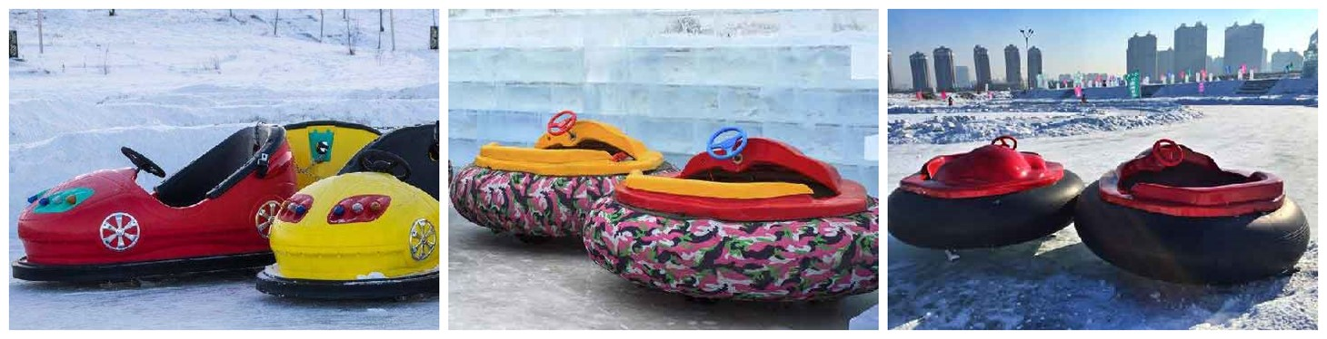 Ice bumper Cars Rides from Beston