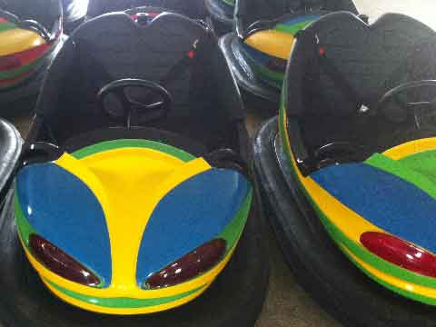 High Quality Beston Electric Bumper Car