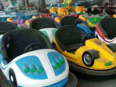 High Quality Electric Bumper Cars in Beston with Low Price