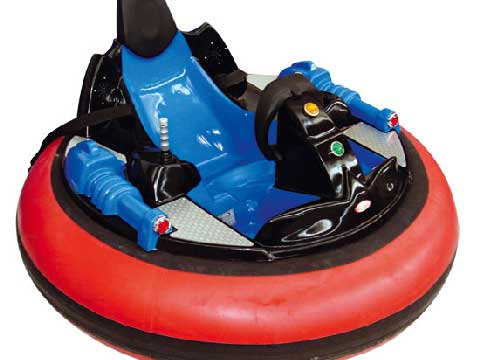 Gas Powered Bumper Cars for Sale