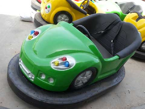 Gas Powered Bumper Cars for Adults