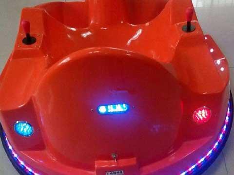 Gas Powered Bumper Car Rides
