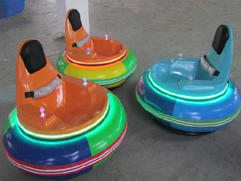 Spinning Bumper Cars in Beston