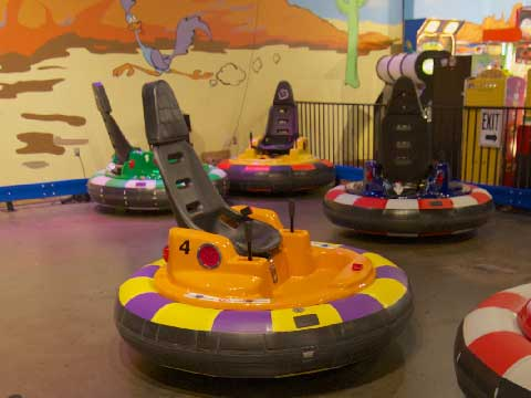 Beston Spinning Bumper Cars in Cheap Price