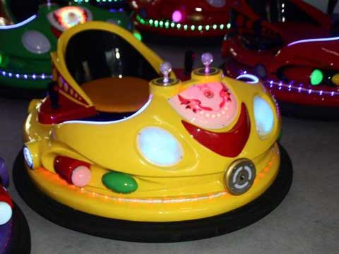 Carnival Kiddie Bumper Cars