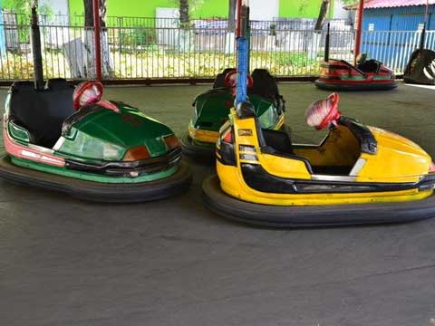 Carnival Electric Bumper Cars Rides