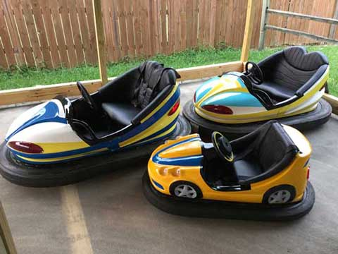 Portable Bumper Cars for Sale