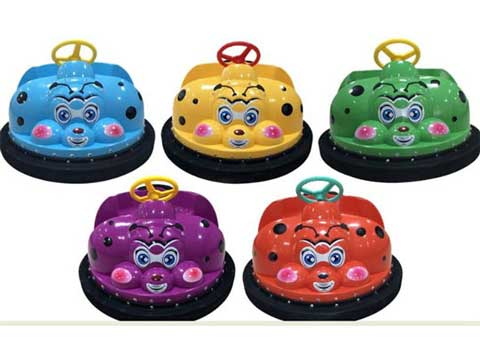 Portable Kiddie Bumper Cars