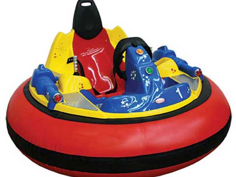 Portable Inflatable Bumper Cars