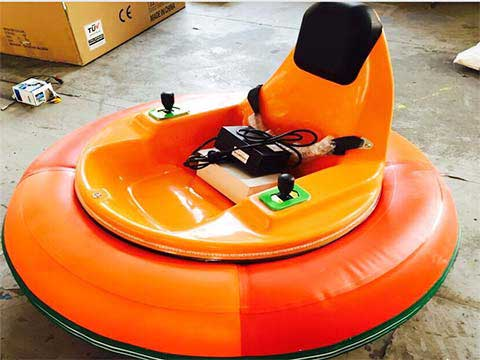Small Battery Portable Bumper Car