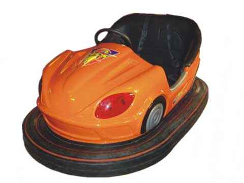Vintage Electric Bumper Cars in Beston