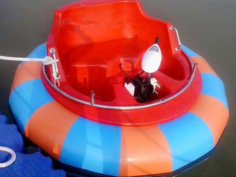 Gas Powered Bumper Boats for Sale