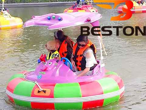 Electric Water Bumper Boats for Sale