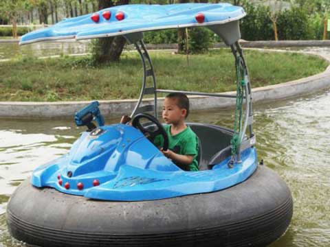 Kiddie Water Bumper Cars for Sale