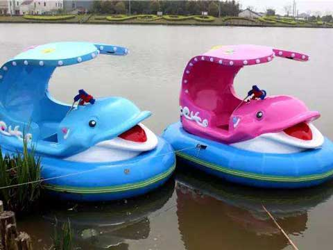 Kids Electric Bumper Water Bumper Cars