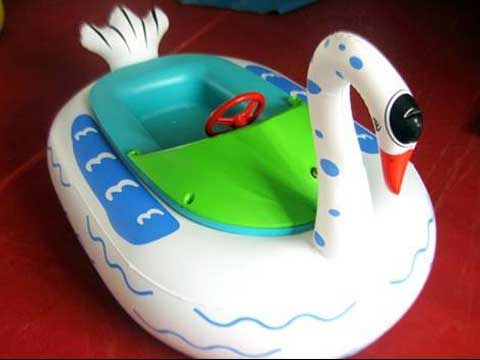 Kid Swan Bumper Boats for Sale