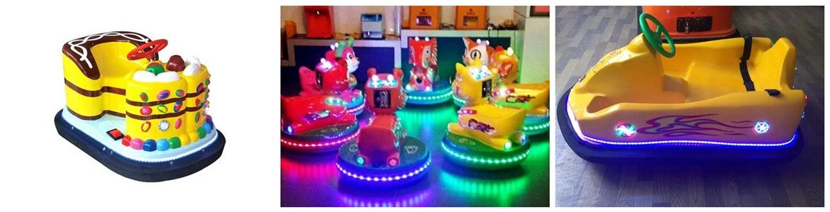 Mini Bumper Cars for Kids in Beston