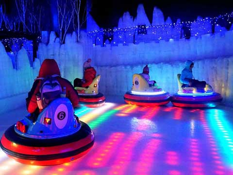 Cheap Ice Bumper Cars in Beston