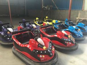 Indoor Bumper Car Rides for Sale