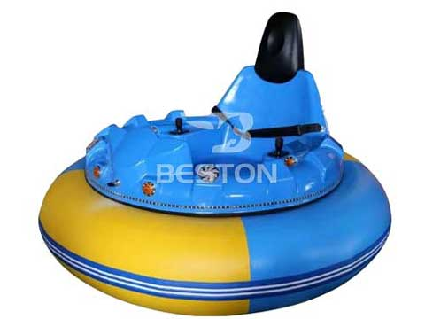 Blue UFO Bumper Cars for Sale