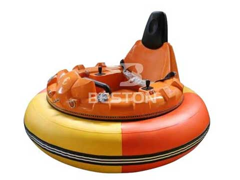 Orange UFO Bumper Cars for Sale