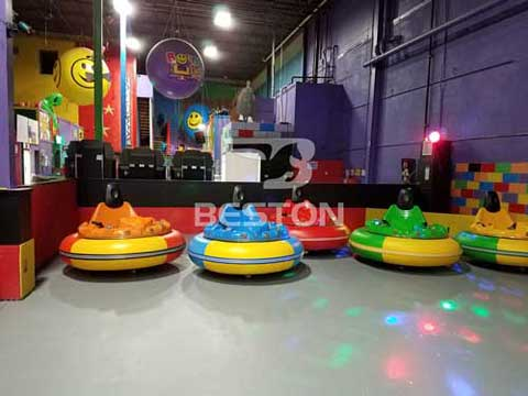 Kiddie UFO Bumper Cars for Sale