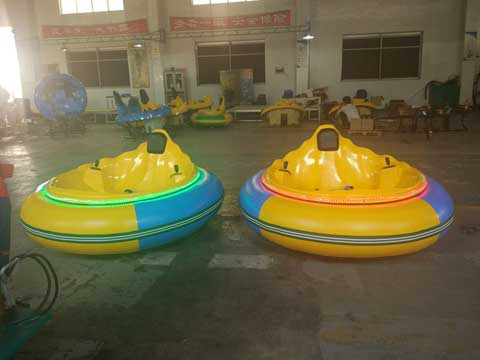New Design Spin Zone Bumper Cars