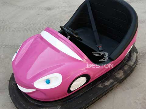 Working Principle of Kids Bumper Car