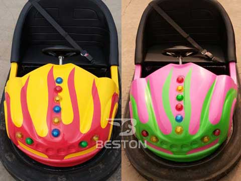 Working Principle of New Bumper Car