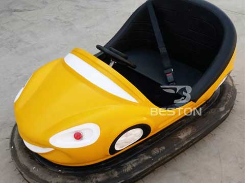 Working Principle of Yellow Bumper Car