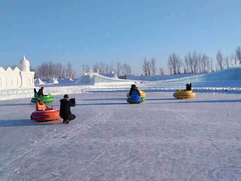 Advantages of Beston Ice Bumper Cars