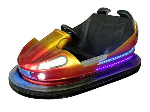 Ground-net Bumper Cars for Sale