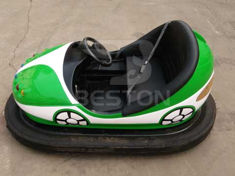 Ground Net Bumper Cars
