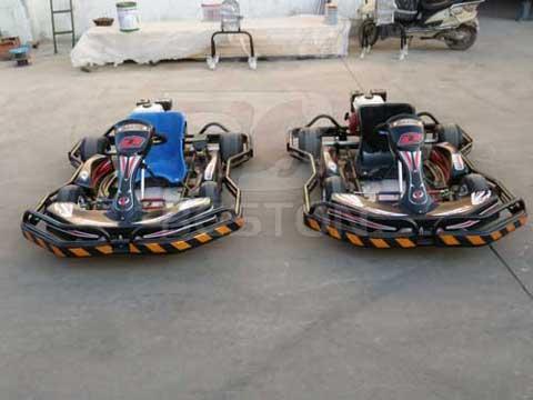 One Seat Go Karts