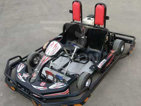 Two Seat Gas Powered Go Karts