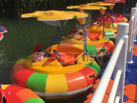 New Bumper Boats for Sale