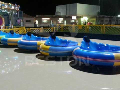 New Inflatable Bumper Cars