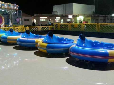 Inflatable Bumper Cars from Beston