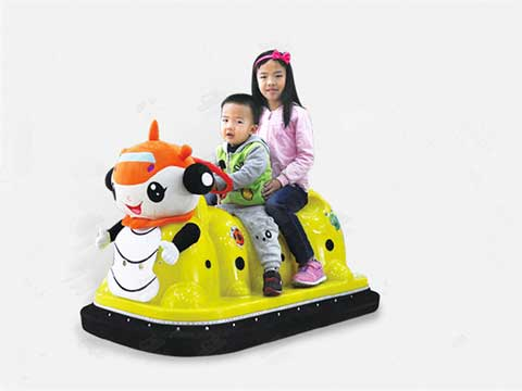 Kids Caterpillar Bumper Car for Sale