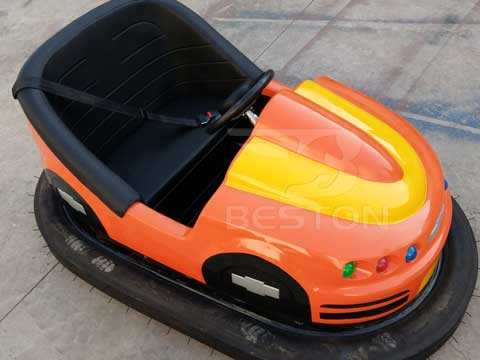 Main Components of Bumper Cars