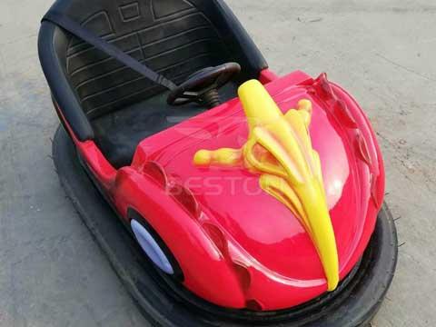 Red Bumper Car Price