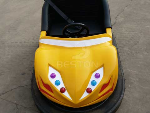 Yellow Bumper Car Price