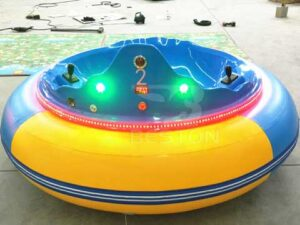 Spining Bumper Cars from Beston