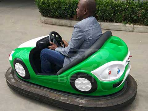 Bumper Cars for Saudi Arabia