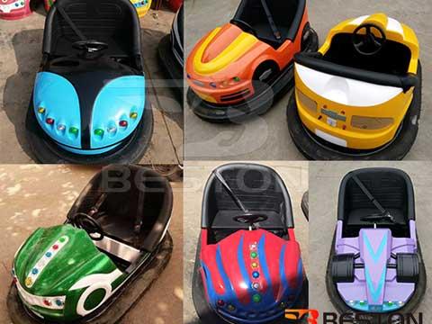 Whosale Bumper Cars for Saudi Arabia