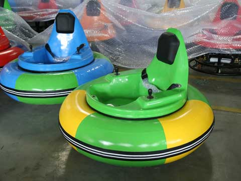 Inflatable Bumper Cars for Zambia