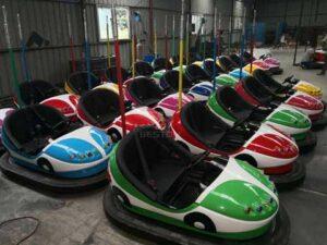 Beston Ceiling Grid Bumper Cars for Iraq